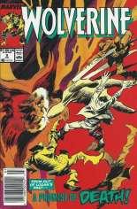 Wolverine (1988-2003) #9 Variant A: Newsstand Edition