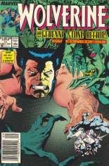 Wolverine (1988-2003) #11 Variant A: Newsstand Edition