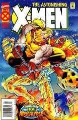 Astonishing X-Men (1995) #2 Variant A: Newsstand Edition