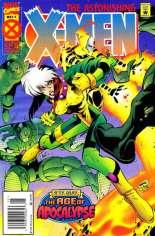 Astonishing X-Men (1995) #3 Variant A: Newsstand Edition