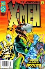 Astonishing X-Men (1995) #4 Variant A: Newsstand Edition