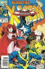 X-Men (1991-2001, 2004-2008) #26 Variant A: Newsstand Edition