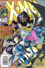 X-Men (1991-2001, 2004-2008) #29 Variant A: Newsstand Edition