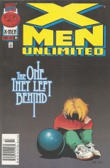 X-Men Unlimited (1993-2003) #14 Variant A: Newsstand Edition