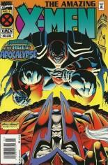 Amazing X-Men (1995) #3 Variant A: Newsstand Edition