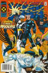 Amazing X-Men (1995) #1 Variant A: Newsstand Edition