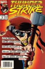 Thunderstrike (1993-1995) #5 Variant A: Newsstand Edition