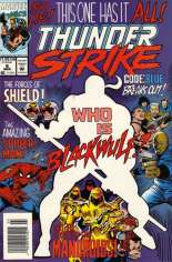 Thunderstrike (1993-1995) #6 Variant A: Newsstand Edition