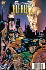 Nightwing: Alfred's Return #1 Variant A: Newsstand Edition