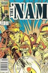 'Nam (1986-1993) #2 Variant A: Newsstand Edition