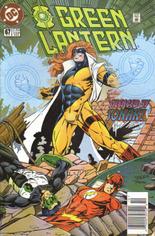 Green Lantern (1990-2004) #67 Variant A: Newsstand Edition