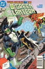 Green Lantern (1990-2004) #66 Variant A: Newsstand Edition