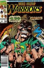 New Warriors (1990-1996) #3 Variant A: Newsstand Edition