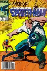Web of Spider-Man (1985-1995) #9 Variant A: Newsstand Edition