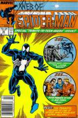 Web of Spider-Man (1985-1995) #35 Variant A: Newsstand Edition
