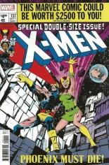 Uncanny X-Men (1963-2011) #137 Variant C: Facsimile Edition