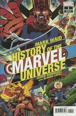 History Of The Marvel Universe (2019-2020) #1 Variant B