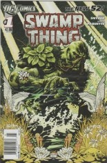 Swamp Thing (2011-2015) #1 Variant D: Newsstand Edition