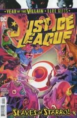 Justice League (2018-2021) #29 Variant A