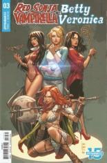 Red Sonja and Vampirella Meet Betty and Veronica #3 Variant C