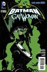Batman and Robin (2011-2015) #22: Titled ''Batman and Catwoman''