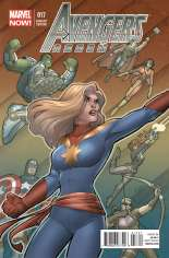 Avengers Assemble (2012-2014) #17 Variant B: Incentive Cover
