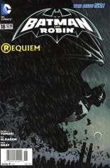 Batman and Robin (2011-2015) #18 Variant A: Newsstand Edition