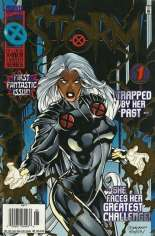Storm (1996) #1 Variant A: Newsstand Edition; Foil Cover