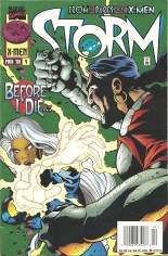 Storm (1996) #4 Variant A: Newsstand Edition
