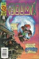 Generation X (1994-2001) #9 Variant A: Newsstand Edition