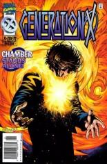 Generation X (1994-2001) #11 Variant A: Newsstand Edition