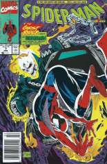 Spider-Man (1990-1998) #7 Variant A: Newsstand Edition