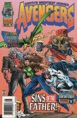 Avengers (1963-1996) #401 Variant A: Newsstand Edition