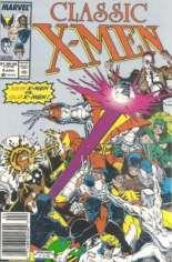 Classic X-Men (1986-1990) #8 Variant A: Newsstand Edition