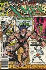 Classic X-Men (1986-1990) #17 Variant A: Newsstand Edition