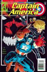 Captain America (1968-1996) #446 Variant A: Newsstand Edition