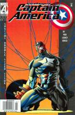Captain America (1968-1996) #448 Variant A: Newsstand Edition