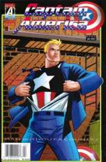 Captain America (1968-1996) #450 Variant A: Newsstand Edition