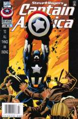 Captain America (1968-1996) #453 Variant A: Newsstand Edition