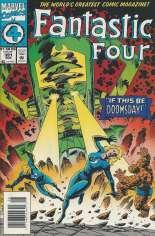 Fantastic Four (1961-1996) #391 Variant A: Newsstand Edition