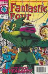 Fantastic Four (1961-1996) #392 Variant A: Newsstand Edition