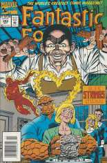 Fantastic Four (1961-1996) #393 Variant A: Newsstand Edition