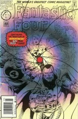 Fantastic Four (1961-1996) #400 Variant A: Newsstand Edition; Foil Cover