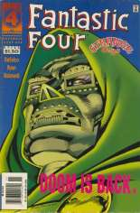 Fantastic Four (1961-1996) #406 Variant A: Newsstand Edition