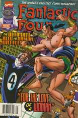 Fantastic Four (1961-1996) #412 Variant A: Newsstand Edition