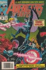Avengers West Coast (1989-1994) #93 Variant A: Newsstand Edition