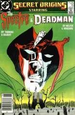 Secret Origins (1986-1990) #15 Variant A: Newsstand Edition