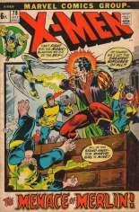 Uncanny X-Men (1963-2011) #78 Variant B: UK Edition