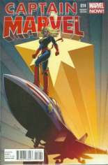 Captain Marvel (2012-2014) #14 Variant B: Incentive Cover