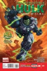 Indestructible Hulk (2013-Present) #11 Variant A